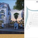 Nhà phố Khu COMPOUND khép kín đầu tiên đảo kim cương CK 2-24%  PKD
