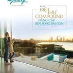 Đất nền nhà phố biệt thự compound 2 mặt sông Đảo kim cương giá 8.8 tỷ CK 2-24% LH 0909686046
