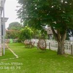 Cho thuê biệt thự đơn lập 4PN Thủ Đức Garden Homes, sân vườn cực rộng
