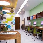 Sở hữu căn hộ văn phòng (Officetel) hạng sang với sổ hồng lâu dài tại mặt tiền đường Bến Vân Đồn