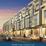 Nhà phố thương mại khu Thủ Thiêm, ven sông Sài Gòn, tiện kinh doanh nhà hàng, khách sạn