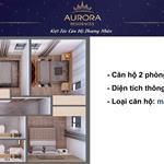 Bán căn hộ 65 m2 - 2 mặt tiền đường - cách q1 chỉ 10 phút giá 1.5tỷ/căn