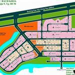 Dự án Bách Khoa, Phú Hữu, Quận 9.Trục Đường Chính, Sổ đỏ, DT 14x31,9m. Giá 19tr/m2