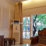 Biệt thự Saigon Pearl cần cho thuê DT 400m2 1 trệt 2 lầu 4 phòng ngủ