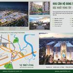 Bán block đẹp nhất D.A Cityland Park Hills, DT: 86m2, 2 PN, Giá: 2,45 tỷ. LH: Thúc Lợi