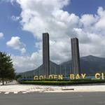Nền cuối cùng view quảng trường và hồ dạnh vọng dự án Golden Bay 602 Cam Ranh