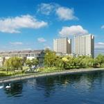 Bán gấp biệt thự quận 2 trong tháng 3 khu compound 2 mặt view sông 280m2 giá 26 tỷ