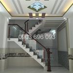 Nhà phố Gò Vấp đường Lê Văn Thọ cần bán giá 2,86 tỷ.