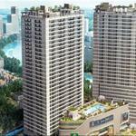 Mở bán khu căn hộ thương mại + officetel ngay góc 2 mặt tiền Phú Mỹ Hưng Q.7 giá từ 1,2 tỷ/căn