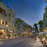 Cần bán lại nhà phố Waterfront Phú Quốc vị trí sát biển mặt tiền đường 24m