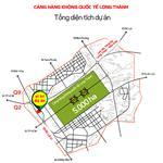 Đầu tư đất nền dự án Nam Phát gần cổng Nam sân bay Long Thành chỉ với 577 triệu