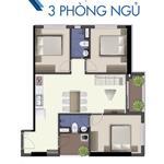 Bán căn hộ Q7 3PN 86m2 view sông, mặt tiền đường Đào Trí số lượng có hạn giá chỉ 2,7 tỷ