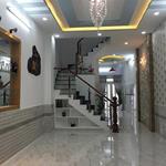 Bán nhà mới HXH đường nguyễn văn lượng P16 DT 4nx15n đúc 2 lầu 4PN giá 3,75 tỷ