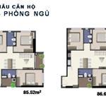 Thanh toán 250 triệu  căn hộ VÀNG  Q7-SAIGON RIVERSIDE 50+ PKD FULL nôi thất