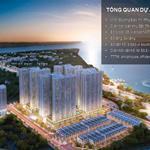 Chinh thưc giữ chỗ căn hộ  TT Q7  mặt tiền Đào Trí view sông giá 1,7 tỷ/căn PKD