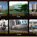 Nhà phố cao cấp Thủ Đúc Village, ngay mt Phạm Văn Đồng, SHR. DTSD: 180m2
