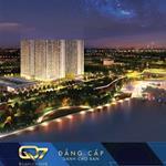 Bán căn 53m2 view hồ bơi, Saigon Riverside,Quận 7, giá 1,4 tỷ,CK3%, hỗ trợ vay 70%
