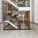 Bán nhà quận Tân Bình mới 100% , nội thất cao cấp giá 5,5 tỷ  thuộc đường Trường Chinh phường 15