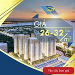 Nơi cuộc sống thăng hoa - căn hộ cao cấp giá cực tốt 1ty300, chiếc khấu 3 đến 18%.