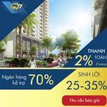 Bán lỗ căn hộ mặt tiền Đào Trí 40 m2 , giá siêu rẻ chỉ từ 300 triệu
