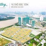 Dự án Saigon Mystery villas Quận 2- nơi an cư đẳng cấp dành cho bạn, 2 mặt giáp sông