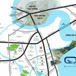 Q7 Sài Gòn Riverside Căn 2pn Duy Nhất Giá: 1.789 Tỷ CK 3% PKD