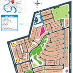 Dự án An Phú An Khánh. Đất Khu C .DT 89,3m,Giá 98 tr/m2