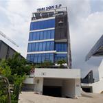 Cho thuê VP công ty tòa nhà Thái Sơn SP, DT 500m2 (full sàn không cắt)