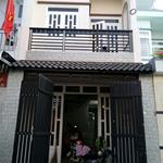 Bán căn nhà trên đường Phan Văn Hớn thuộc Hốc Môn 4x20m 1 trệt 1 lầu có sổ riêng.