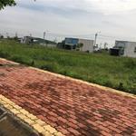 Bán đất Hóc Môn, mặt tiền đường, giá 950tr
