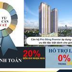 Chỉ Cần Trả Trước 20% Đến Khi Nhận Nhà Căn Hộ Phạm Văn Đồng 0902448337