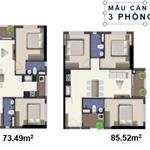 Chỉ 1.8 tỷ căn hộ Smart Home view sông Saigon Q7 Saigon Riverside