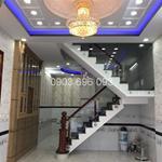Bán nhà Gò Vấp phường 16 đường Thống Nhất nhà mới xây giá 4.55 tỷ (còn thương lượng).