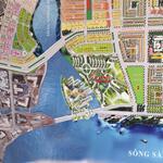 Suất nội bộ từ chủ đầu tư 1 nền biệt thự 335m2 giá nét 33 tỷ ven sông Quận 2.