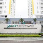 Shophouse căn hộ Melody Residences vào kinh doanh ngay 115m2 trệt + lửng