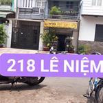 Chính chủ bán nhà mặt tiền đường Lê Niệm, khu bàn cờ , giá rẻ, nhà đẹp. LH xem nhà 24/24