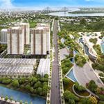 Căn hộ cao cấp liền kề Phú Mỹ Hưng mặt tiền sông chỉ 26 triệu /m2