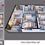 Nhận CK 100tr, 2 năm phí quản lí, căn hộ ngay Lũy Bán Bích, Tân Phú, 1.7tỷ/2PN