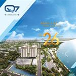 Căn hộ thông minh mặt tiền Đào Trí Q7 - Hưng Thịnh - 26tr/m2