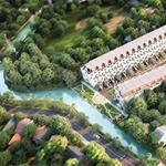 Biệt thự sông sân vườn phong cách Pháp Little Village, 5 tầng, 320m2, đẳng cấp thượng lưu Sài Gòn