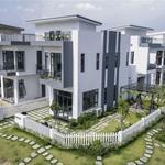 Biệt thự vườn, thiết kế  Âu, DT: 323m2, giá 26.4 triệu/m2, Q.Bình Tân