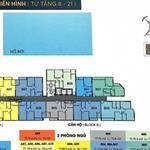 Bán CH Thủ Thiêm Dragon lầu 16 - giá 2,720 tỷ, Khu Thủ Thiêm Villa – P. Thạnh Mỹ Lợi, Q.2