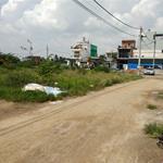 Bán đất 4.5mx15m giá 1tỷ 750 tr sổ hồng riêng ,đường 8m,gần chợ Bà Hom
