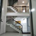 Bán nhà hẻm Gò Vấp giá 3.6 tỷ  đường Phạm Văn Chiêu,nhà mới xây giá rẻ.