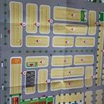 Nền vị trí đẹp 5x20 , đã có sổ đỏ , khu dân cư hiện hữu , mặt tiền QL 50