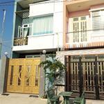 Bán nhà phố 100m2 sổ hồng riêng và đất liền kề khu dân cư đường Trần Văn Gìau