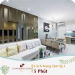Dự án căn hộ cao cấp trung tâm Sài gòn đáng đầu tư nhất 2018, chiết khấu 4%, thanh toán 28 tháng