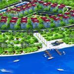 Mua biệt thự giá rẻ, Biệt thự ven sông, khu 250ha dân cư đông