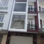 Bán nhà Bình Chánh, gần chợ cầu Xáng, DT 84m2, 1 trệt 2 lầu sổ hồng riêng, giá 1,450 tỷ