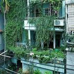 Bán Villa Lạc Trung, Hai Bà Trưng. 90m2x5 tầng giá 10 tỷ.Gara ô tô, không gian xanh thoáng.